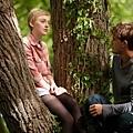 《愛正好》達坷塔芬妮只要待在樹裡就不會生病了