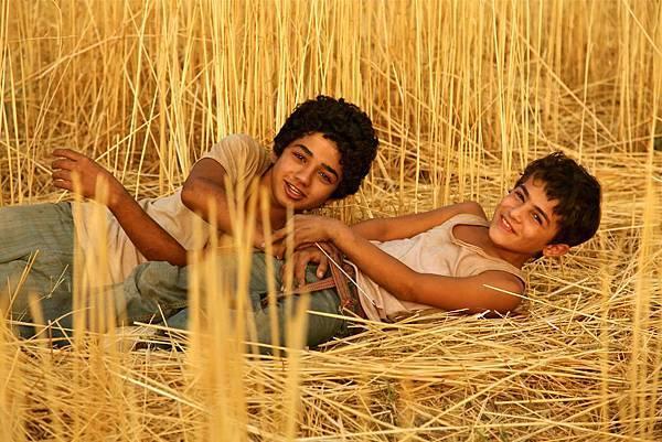《美國超人夢》兩位小演員第一次演戲表演自然-2