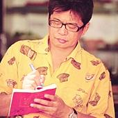 森田芳光執導《幸福特快車》時的工作模樣
