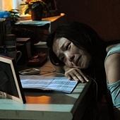 劇照_《幸福快遞》女主角卓文萱因為回想病友經歷痛哭.jpg