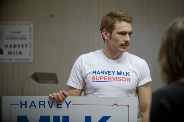 詹姆斯法蘭科扮演哈維米克的戀人