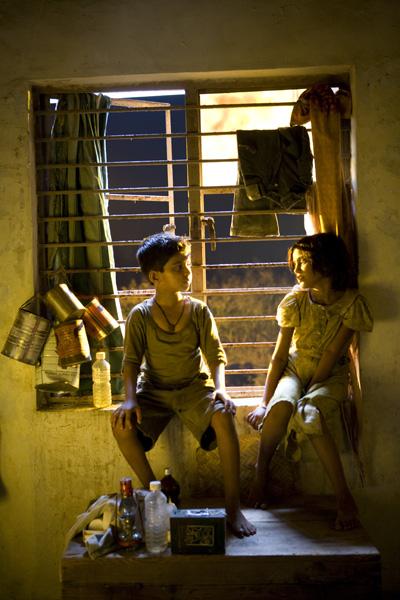 劇照01-傑默的貧困兒時生活