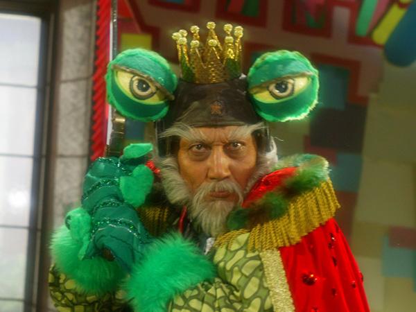 繪本裡的人物-- 青蛙王子