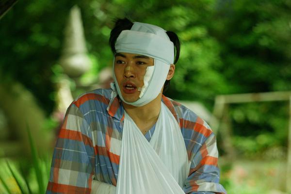 醫院裡的人物-- 瀧田