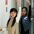 小時候學習跳舞的昴