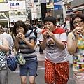 花絮-上野樹理與森三中因戲成為超級好朋友