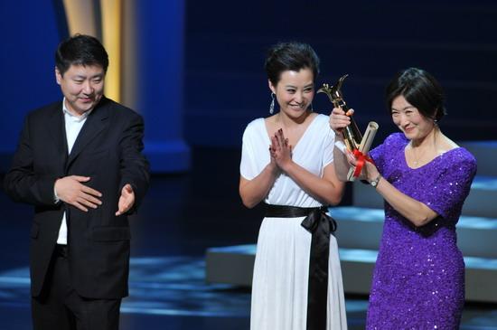 《白銀帝國》在2009的上海電影節獲得評審團大獎!!