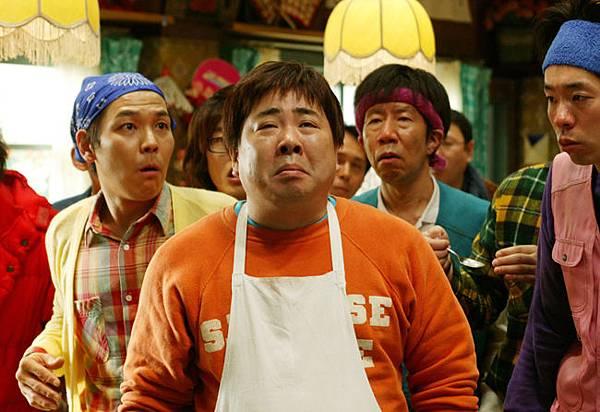photo01-心屋定食店店長琢郎(塚地武雅飾演)