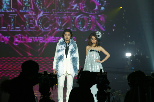 photo10-日本模特兒界與時裝界的年度盛大走秀(此為真實場景唷!!!)