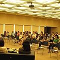 09.12第三場講座-「現代女性生活積累的創傷與壓力現形」活動現場