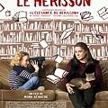 《刺蝟的優雅》法國原版海報