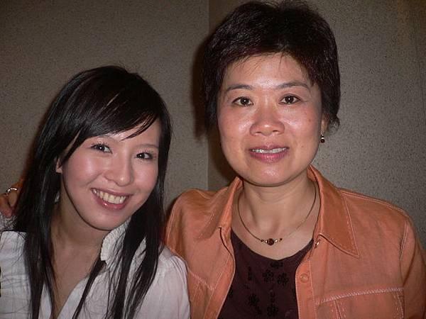 我和英文老師