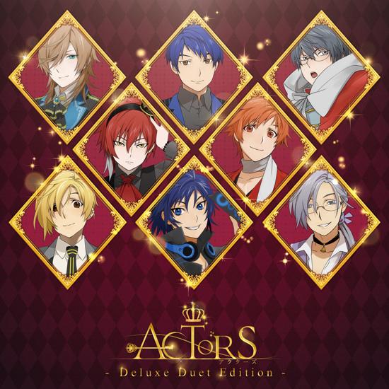 ACTORS - Deluxe Duet Edition -