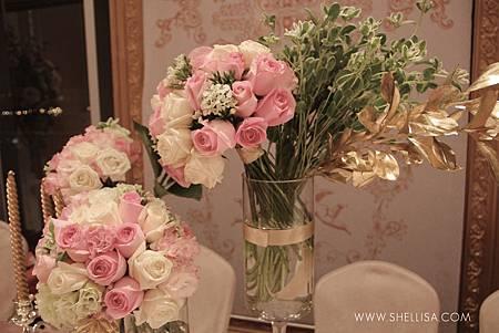新莊翰品酒店 婚禮佈置