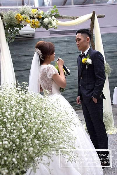 滿天星婚禮