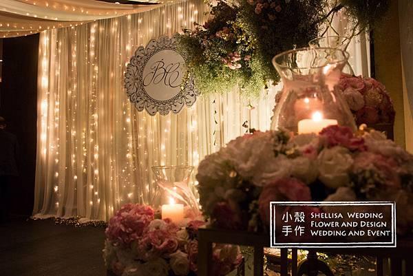 燈光 婚禮佈置