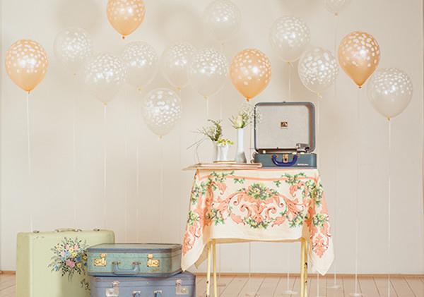 晶華酒店氣球佈置 婚禮佈置