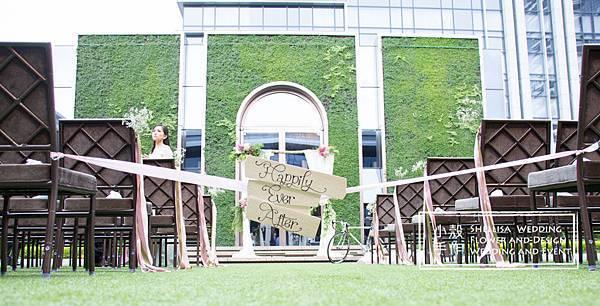 萬豪酒店 婚禮佈置