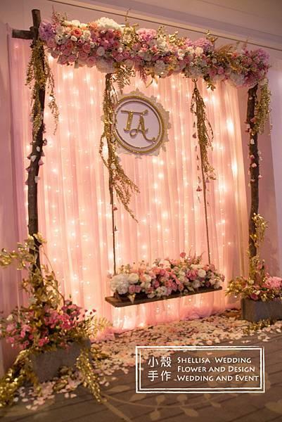 東方文華 婚禮佈置