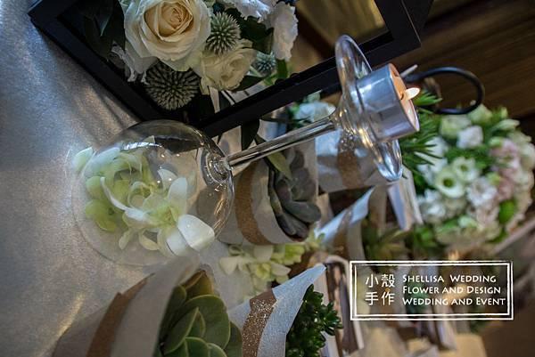 新竹國賓婚禮佈置