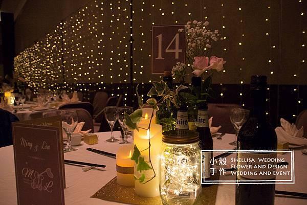 燈光主題婚禮