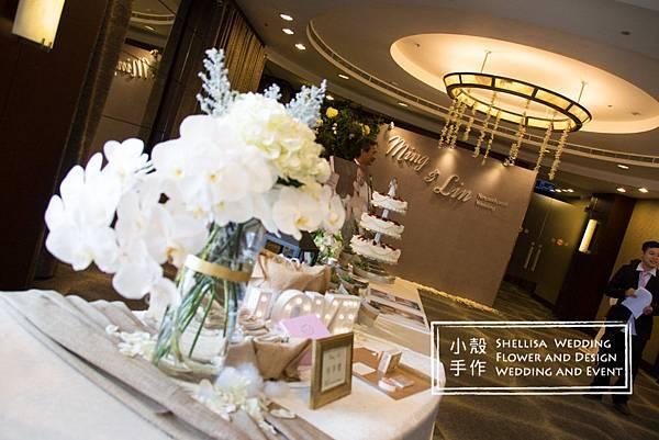 國賓飯店婚禮佈置