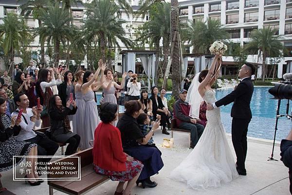 大溪威斯汀證婚