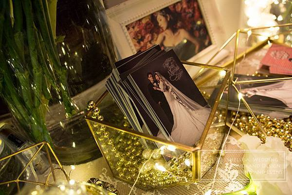 幾何婚禮佈置 世貿三三婚禮佈置