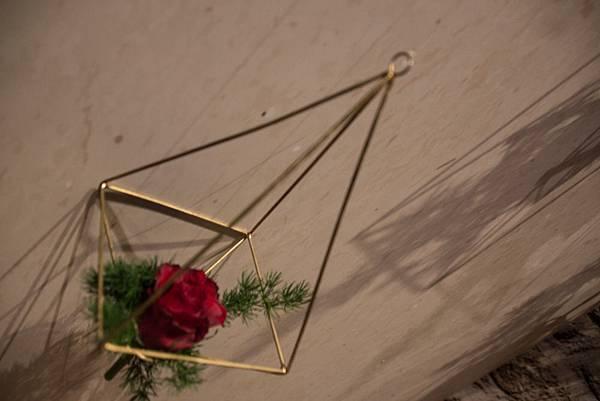 幾何花主題婚禮佈置 君品酒店 復古婚禮