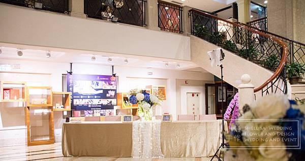 華國大飯店 婚禮佈置