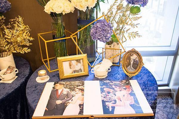 寒舍艾美酒店 婚禮布置