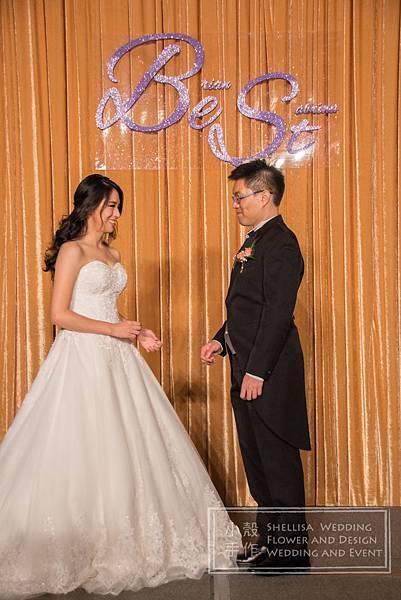 寒舍艾美酒店婚禮佈置