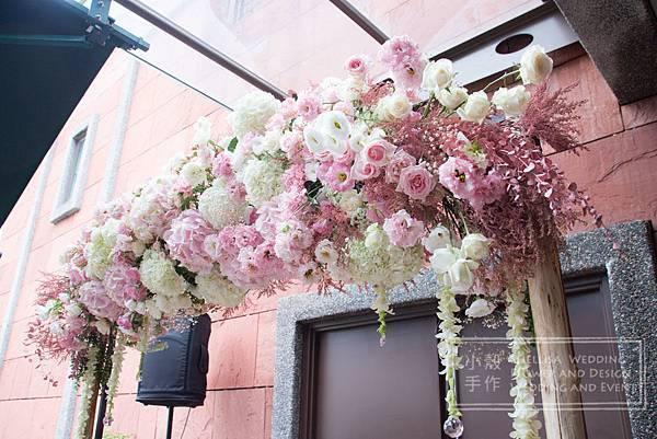 花拱門證婚 維多麗亞酒店