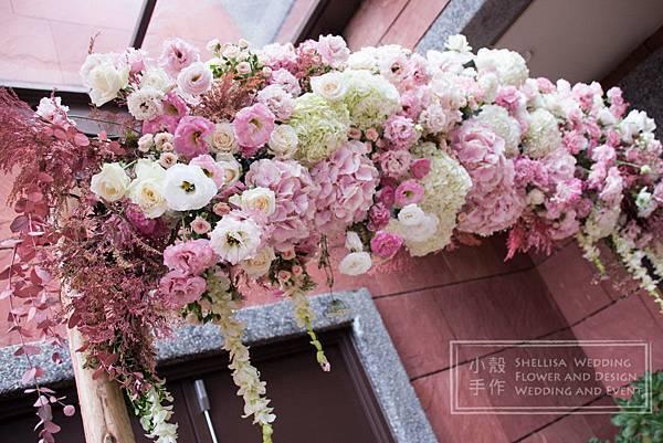 維多麗亞酒店 戶外婚禮佈置
