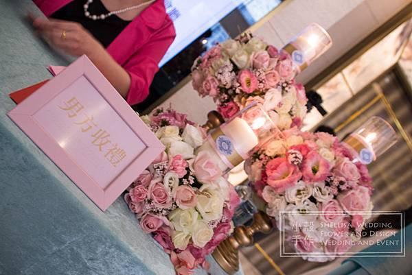 美福飯店婚禮佈置