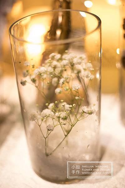 君品酒店雪地婚禮佈置