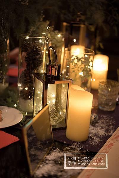 君品酒店燈光主題婚禮布置