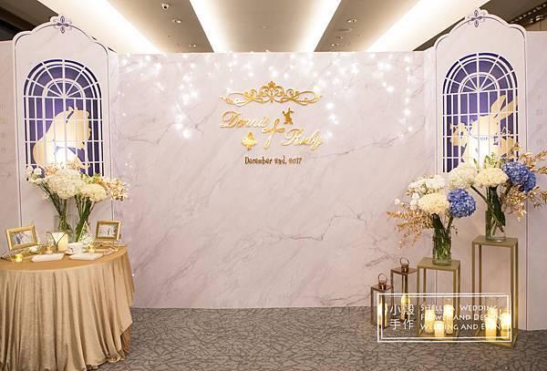 Alice theme wedding 寒舍艾美酒店
