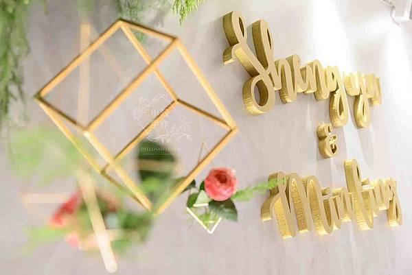 桃園八德彭園婚禮佈置