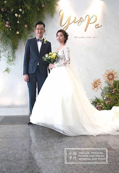 徐州路二號森林風婚禮佈置推薦