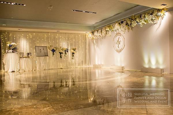 君悅酒店 婚禮佈置推薦