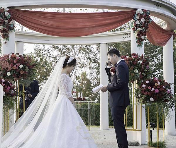 台中心之芳庭戶外婚禮