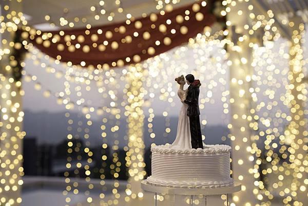 心之芳庭戶外婚禮佈置