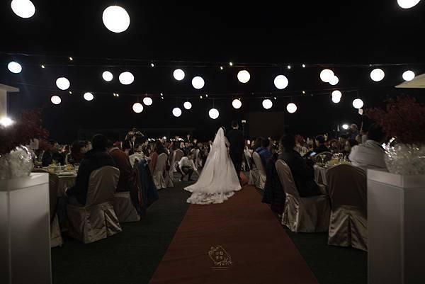 心之芳庭燈光婚禮