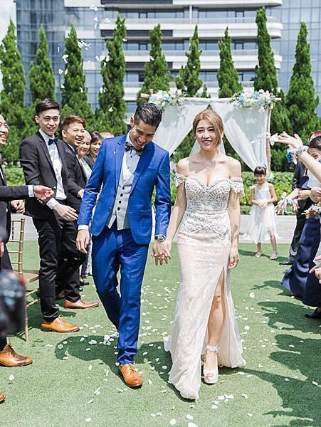 萬豪酒店美式婚禮佈置推薦