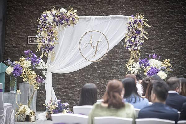 白金花園酒店戶外婚禮場地推薦