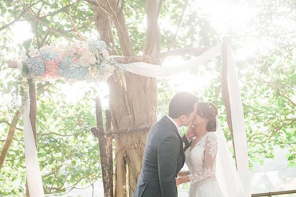 美式戶外婚禮
