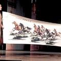 洋裸女賣中國畫