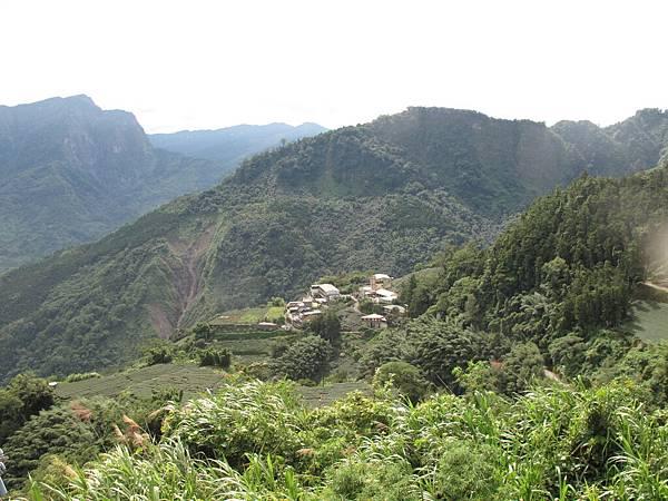 106.05.26-阿源茶園之行 青翠山巒 (2)