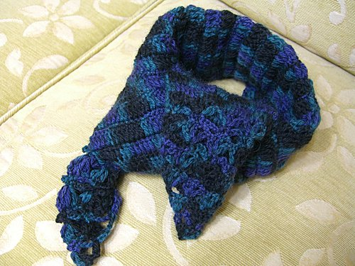 2007 愛的傳遞活動-圍領巾-1